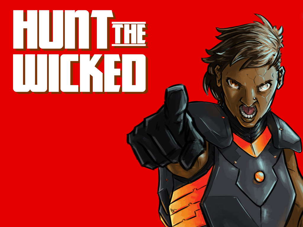 Hunt the Wicked RPG