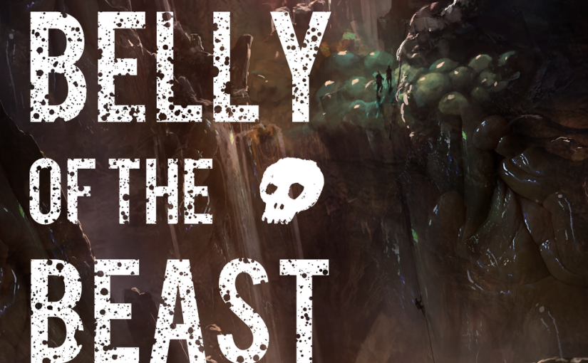 Belly of the Beast RPG Kickstarter is live