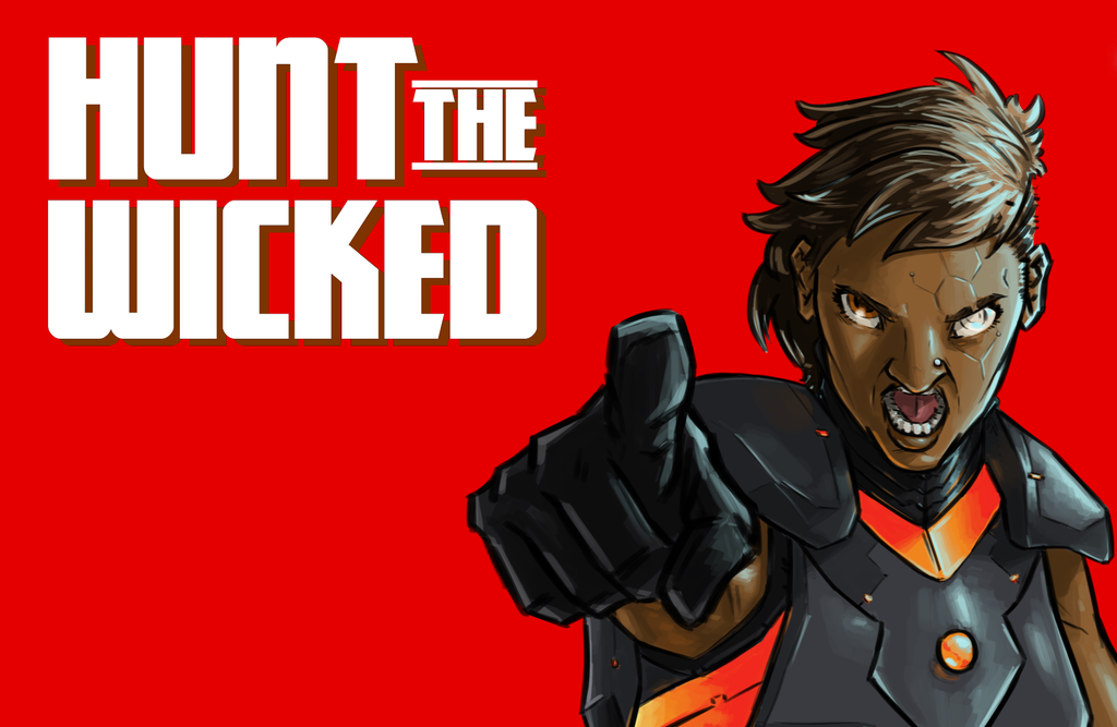 Hunt the Wicked RPG PDF